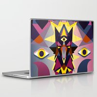 wolves Laptop & iPad Skins featuring Wolves by youareconstance