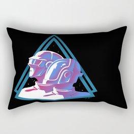 Daft Punk: Daft Deco Rectangular Pillow