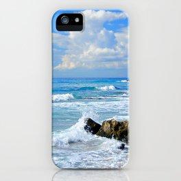 Corfu Island Greece iPhone Case