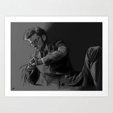 Jiggery Pokery - Doctor Who Art Print