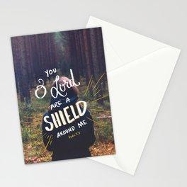 Psalm 3:3a Stationery Cards