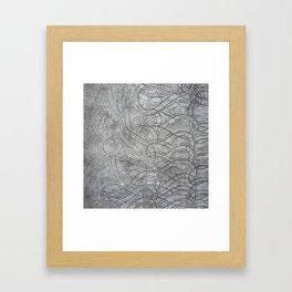 Zen Garden Framed Art Print