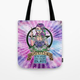 'Sup Witches Tote Bag