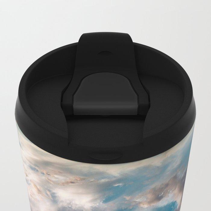 Downpour Metal Travel Mug
