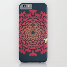 Vortex Original | Tessellating Red Bird Geometric Pattern Inspired By M.C. Escher Slim Case iPhone 6s