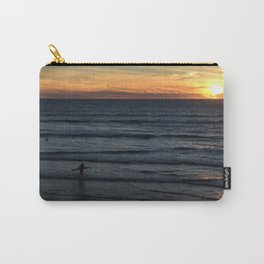 Sunset at Pismo Carry-All Pouch