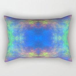 Universe of Color Rectangular Pillow