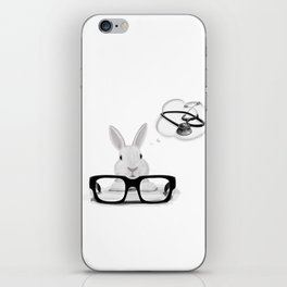 I Want To Be A Doctor iPhone Skin