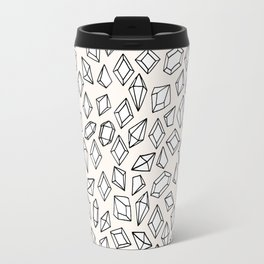 Crystals by Andrea Lauren Travel Mug