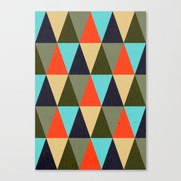 Ternion Series: Wintertide Festival Time Canvas Print