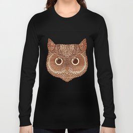 Owlustrations 2 Long Sleeve T-shirt