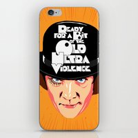 ultraviolence iPhone & iPod Skins featuring Ultraviolence! by Butcher Billy