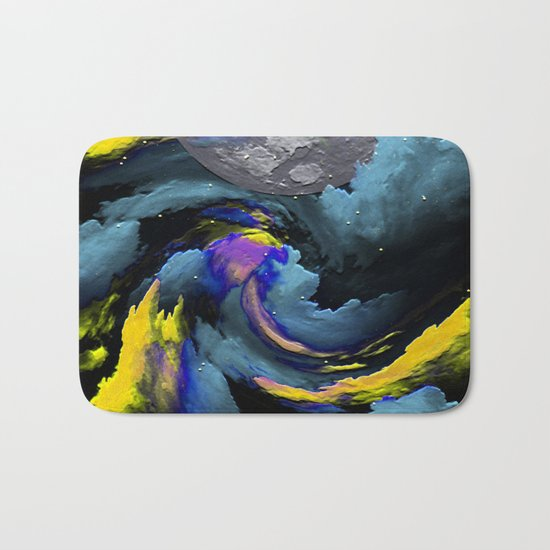 """"""" The energies of the moon """"  Bath Mat"""