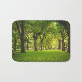 Central Park Summer Bath Mat