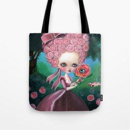 Rose Marie Antoinette Tote Bag