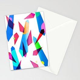 bubblegum gems Stationery Cards