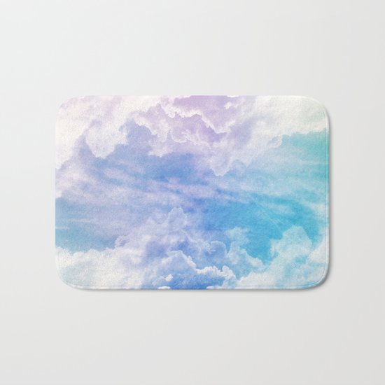 Beautiful Clouds Bath Mat