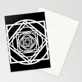 Diamonds in the Rounds Version 2 Stationery Cards