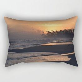 Photo 51 Ocean Beach Sunset Rectangular Pillow