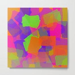 Color N.1 Metal Print