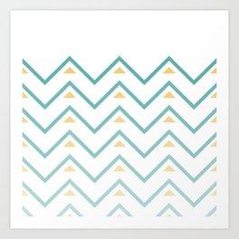 Geotribe Art Print