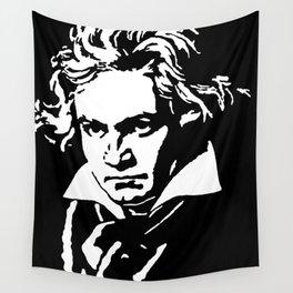 Ludwig van Beethoven (1770-1827) Wall Tapestry