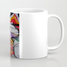 Grafitti Coffee Mug