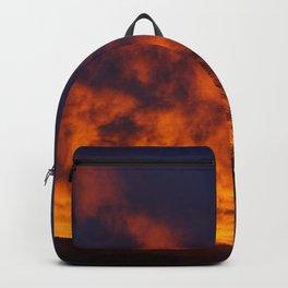 Winter Sunset 2 Backpack