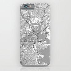 Boston Map Line iPhone 6 Slim Case