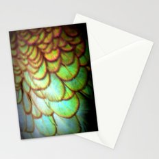 duck feathers Stationery Cards
