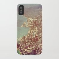 chicago iPhone & iPod Cases featuring Chicago by lizzy gray kitchens
