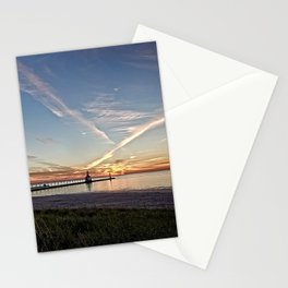 Late Summer Sunset Stationery Cards