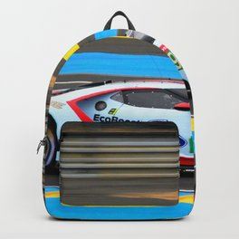 GT American Sports Car Le Mans 2019 Backpack