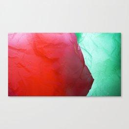 Poly – Ubiquitous 45 Canvas Print