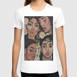 Mysterious Beauties T-shirt
