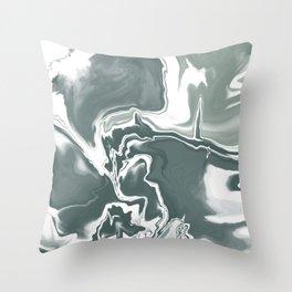 Ink #3 Throw Pillow