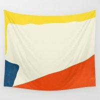 minimalist Wall Tapestries featuring Minimalist by jonrogershmwrk
