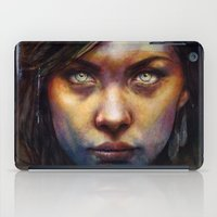 anna iPad Cases featuring Una by Michael Shapcott