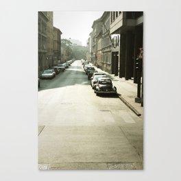 Vienna, Vienne Canvas Print