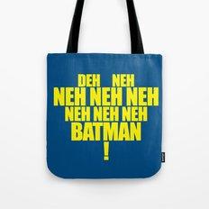 The Bat's Song Tote Bag