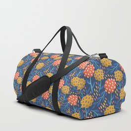 Night Bloom Duffle Bag