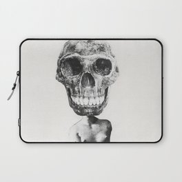 Talking with Death Laptop Sleeve