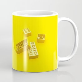 Duplo Yellow Coffee Mug
