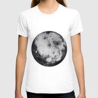 titan T-shirts featuring Titan #4 by Tobias Bowman