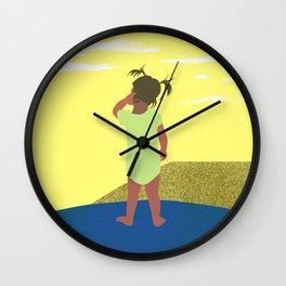 Scratch 긁적임 Wall Clock