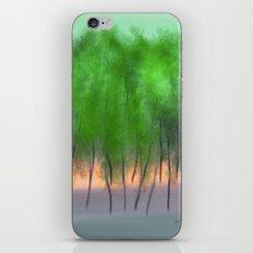 Tall Trees #1 iPhone Skin