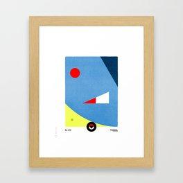 PKMNML #055 GOL DUCK Framed Art Print