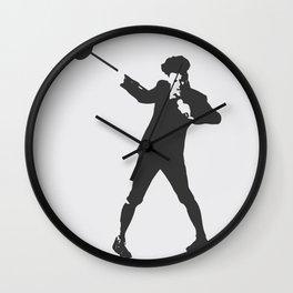 John Gallagher Jr. - Spring Awakening Wall Clock