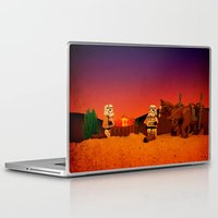 camping Laptop & iPad Skins featuring Camping by plopezjr