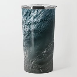 Silver Surf Travel Mug